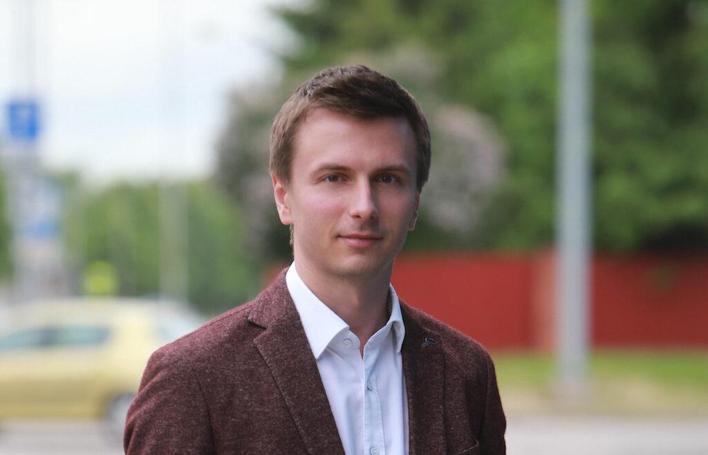 Žymantas Baušys